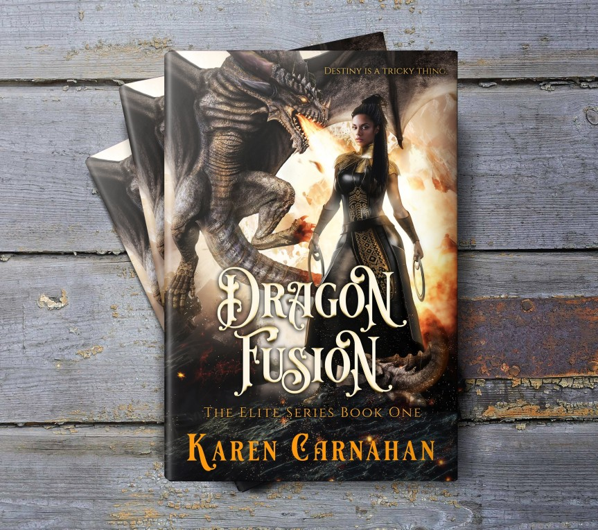 """The Day Has Come """"Dragon Fusion""""Presale"""