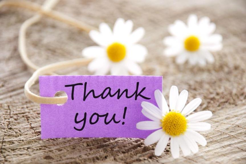 Thank You, MyFollowers