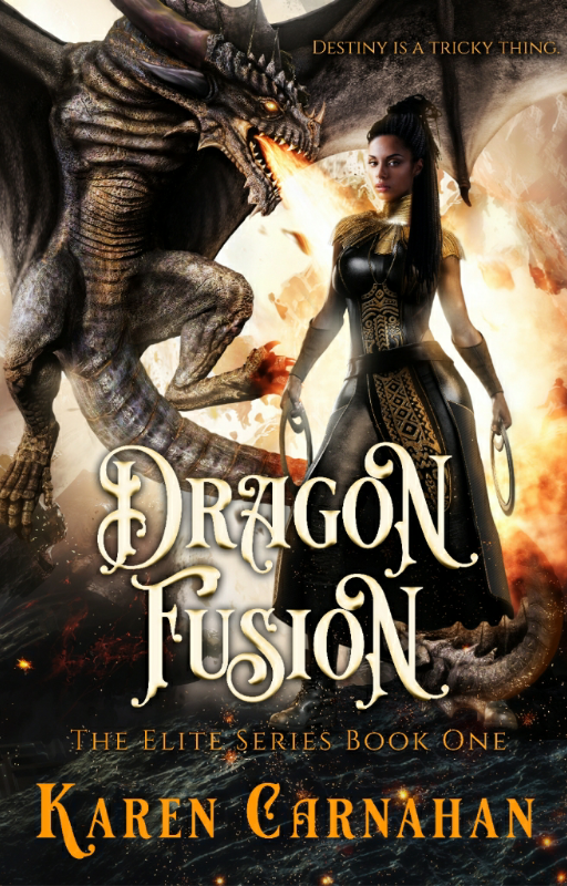 The Elite Series Book One – Dragon Fusion Release!
