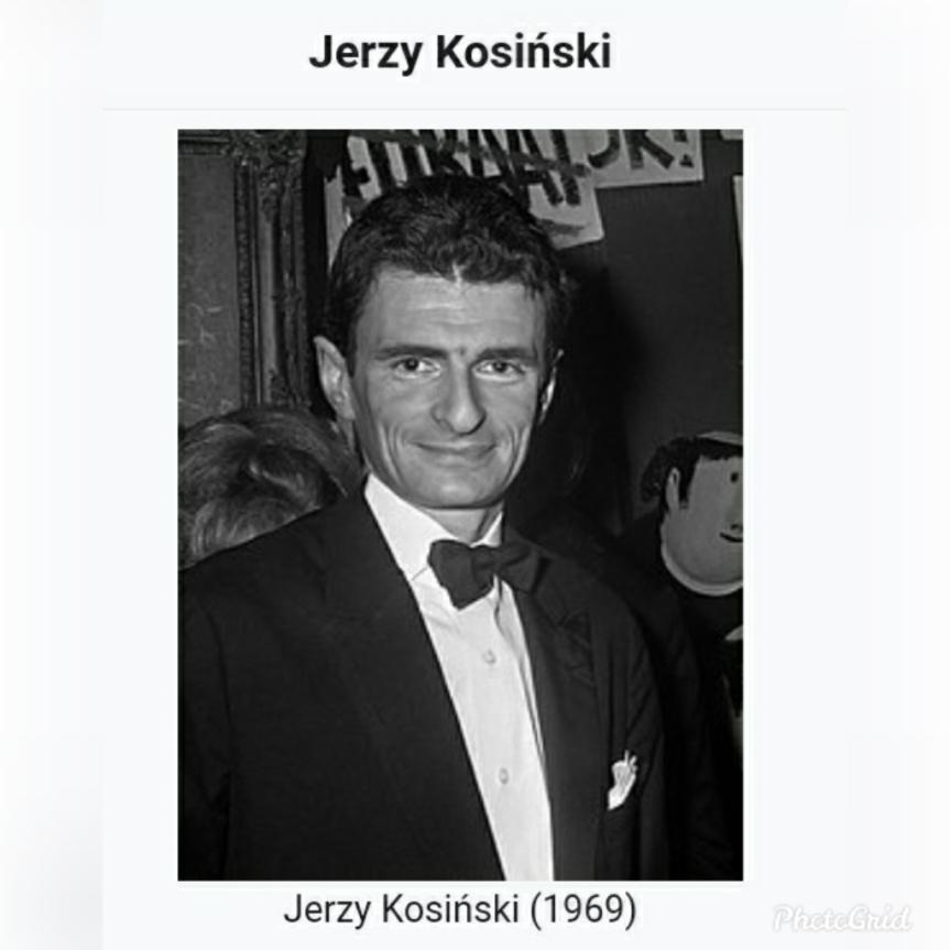 Jerry Kosinski Novelist